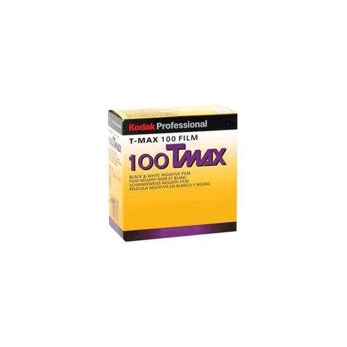 Kodak T-Max 100, 100TMX-402, Black & White Negative Film ISO 100, 35mm Size, 100' Roll, USA