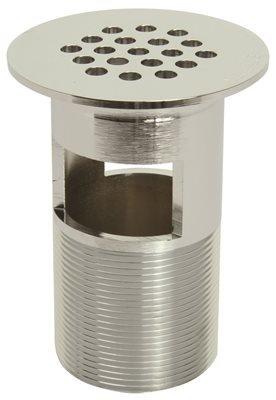 Plastic Cesco Brass 560256 1 1//4 Top W Strainer Fr Cp Cast BRS Plg 1 x 1 x 1 1 x 1 x 1