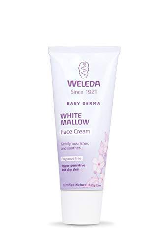 Weleda Baby Derma White Mallow Facial Cream, 50 ml