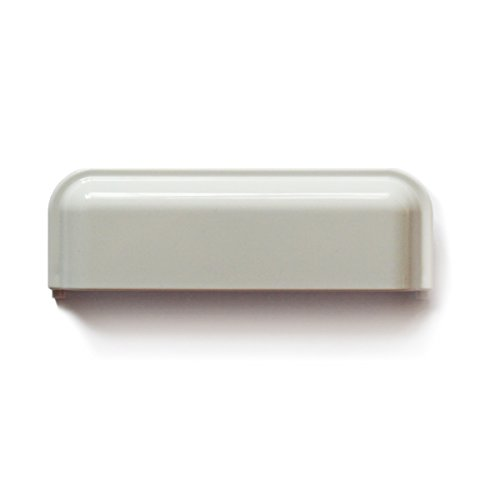 - W10861225 White Dryer Door Handle Replacement (Compatible brands: Amana, Crosley, Maytag, Whirlpool, Kenmore and Roper)
