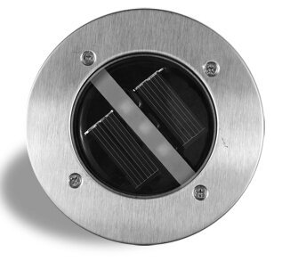 Projecteur De Sol Intsun Avec 3 Lampe Solaire Led Solaire Spot Au