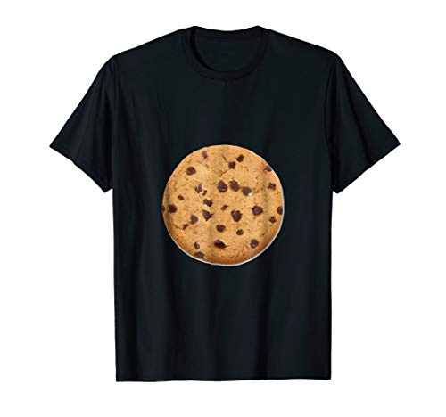 Cookie last minute Halloween funny matching costume tshirt -