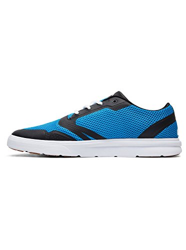 Blue black Bleu Baskets Plus Basses Homme white Quiksilver Amphibian x0fvYfS