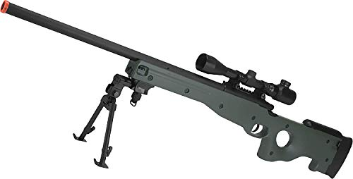 Evike AGM Type 96 Airsoft Bolt Action Sniper Rifle (Color: OD Green) (Gun Only)