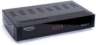 Xoro HRT 8770 Twin DVB-C/DVB-T2 Cable, freenet TV, PVR, 1 x ...
