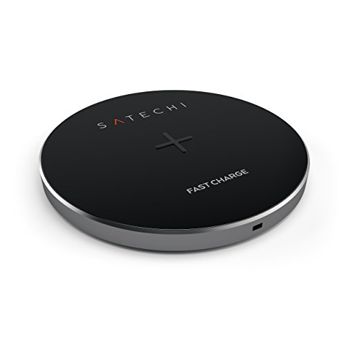 Satechi Wireless Charger Charging Qi enabled