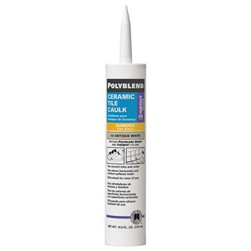 Custom BLDG Products PC14510S-6 10.5-Ounce Light Smoke Caulk, Browns ()