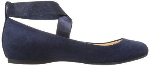 Jessica Simpson Women's Mandayss Ballet Flat Dark Midnight discount codes really cheap sale new N665Mxgef