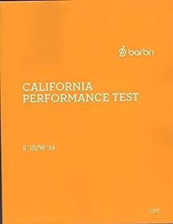 WINTER 2015 BARBRI CALIFORNIA ESSAY TESTING BOOK: BARBRI ...