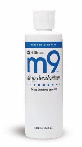 Hollister m9 Odor Eliminator Deodorizer Drops, 8 Ounces - Box Of 6