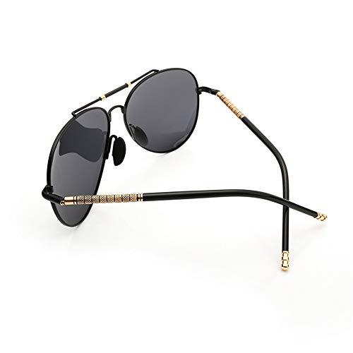 Gafas Negro Oro Sol Oro Negro Hombres De Polarizadas ZYZHjy SPwqRR