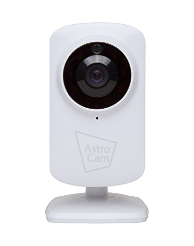(AstroCam HD (New Version) Wireless Wi-Fi Video Monitoring Camera with Night Vision and Cloud)
