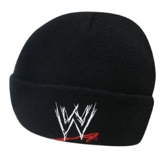 Authentic WWE Bronx Cuff Hat - World Wrestling Entertainment Junior Kids  Beanie (Smackdown edfe756be58