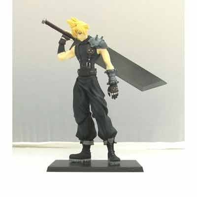 Cloud Strife Trading Arts - Square Enix DISSIDIA FINAL FANTASY Dissidia Final Fantasy Trading Arts Vol.1 Cloud Strife separately