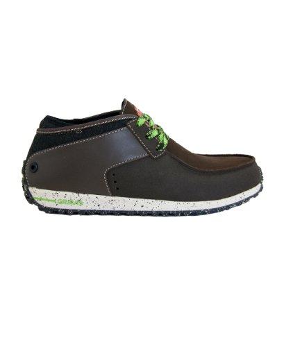 Gravis Fulton Zapatos Black Coffee Hombres