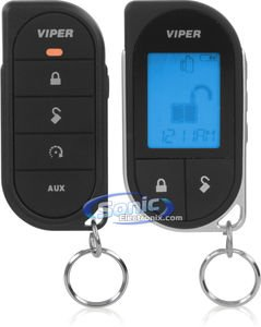 Viper 4706v 2-Way LCD Remote Start System (Not Alarm Or Security)