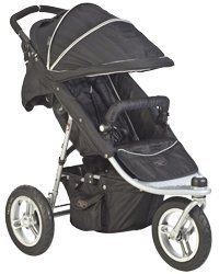 Valco Baby Single Tri-Mode EX Stroller in Raven for sale  Delivered anywhere in USA