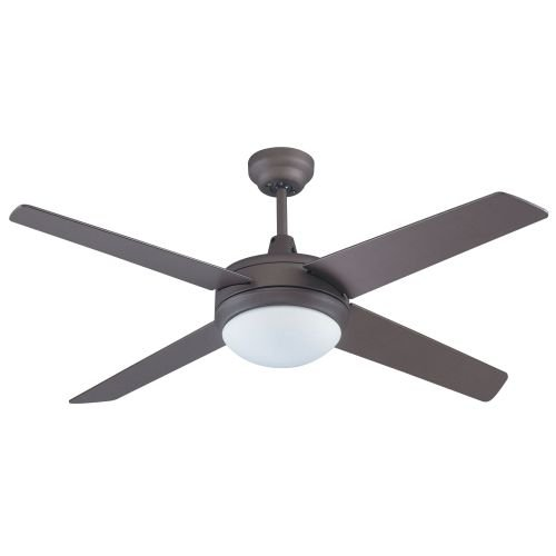 Miseno MFAN-4001 50'' Energy Star Indoor Ceiling Fan - Includes 4 MDF Blades, Lig, Oil Rubbed Bronze by Miseno