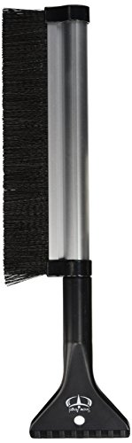- Extendable Telescoping Snow Brush - Ice Scraper for Car, Retracts from 24