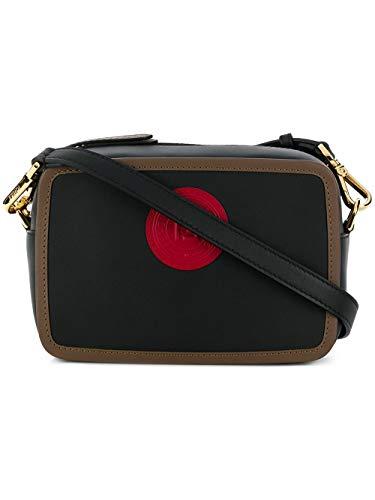Fendi Leather Black Bag Women's 8BS019A5DZF14QX Shoulder q6q7xnAwrF