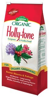 Holly Planter (Espoma Holly-Tone Plant Food 4-3-4 - 27 lbs.)
