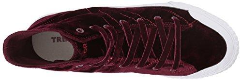 Sneaker Marleyhi4 Da Donna Tretorn Rosso Rubino