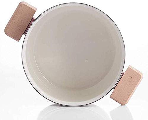 Pot En Émail Pot Chaud Au Beurre Sauce Au Beurre Pot Pot De Nouilles Pot Antiadhésif Pot De Cuisine