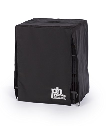 Prevue Hendryx Pet Products Universal Bird Cage Cover, Medium, Black