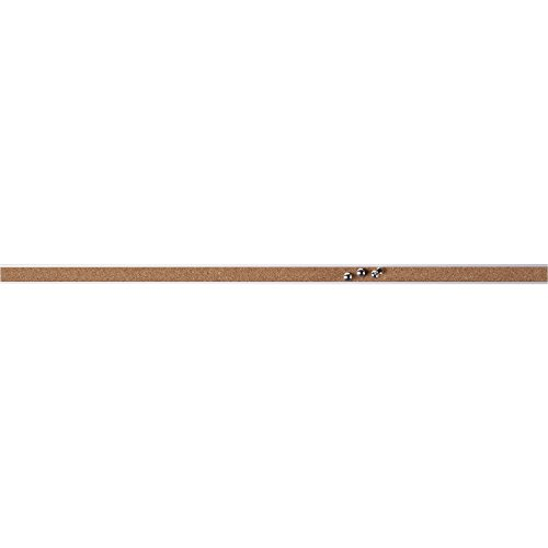 (Lorell Cork Strip Bulletin Bar - 24