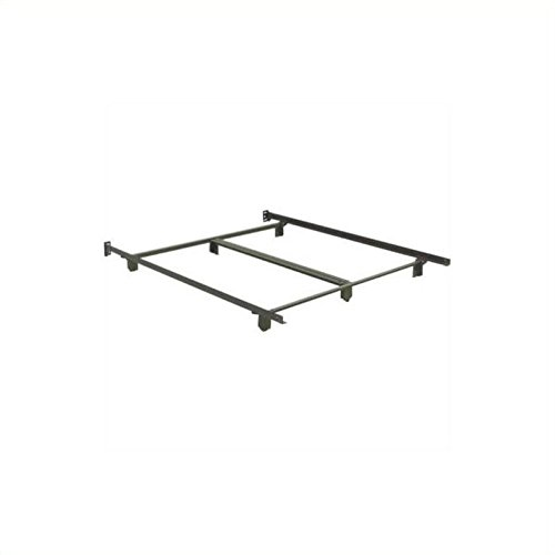 Hillsdale 6 Leg Queen/King Bed Frame