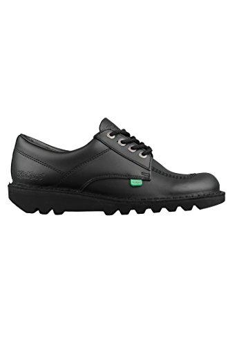 Kickers Kick Lo W Core Damen kf0000126btw Smart Casual Schule Formale Schwarz Schuhe