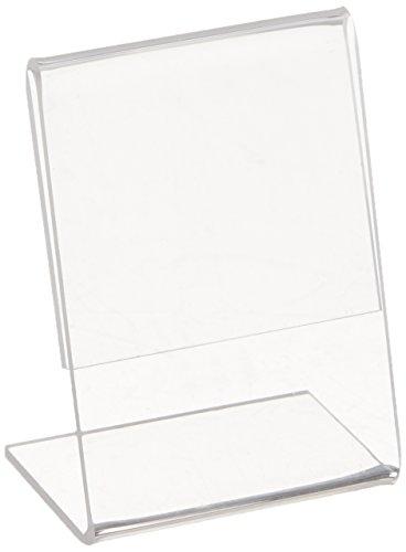 Deflect-o Mini Tabletop Sign Holder 1 1/2