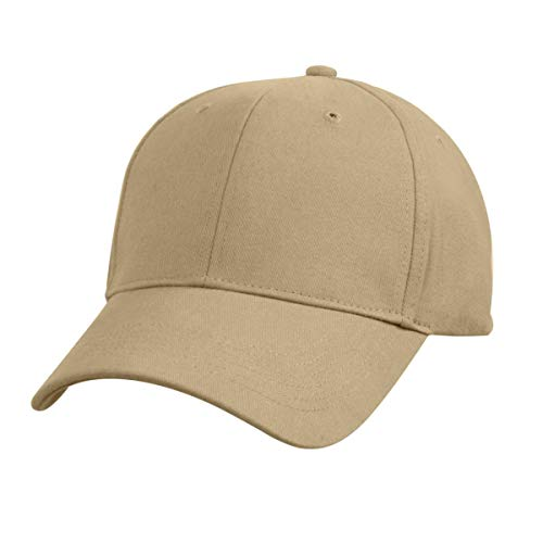 (Rothco Supreme Solid Color Low Profile Cap,)