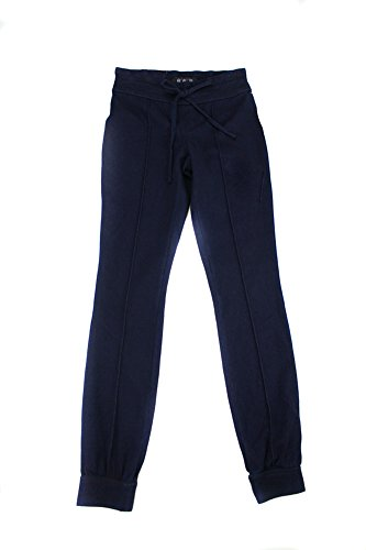 Energie Denim Pants (Energie Rinse Samantha Seamed Denim Jogger Pants XS)