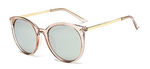 Tendencias Que de de Gafas Que con framed white Wfkjj de Polvo Sol Sol Sakura mercury de Transparente la Marco polarizan el de Gafas Tea Color Gafas polarizan Sol Moda del 5wvXZqWBZ