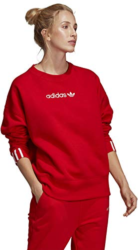 Active Red W Adidas Sweater Coeeze xBYp8wq7