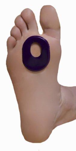 Amazon.com: performancefoot 1/8 inch Thick Oval Del Callo ...