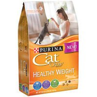 Case of Purina Healthy Weight Cat Chow