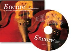 Encore Music Notation Software Academic