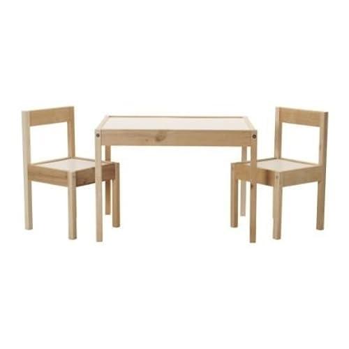 Captivating IKEA Childrenu0027s Kids Table U0026 2 Chairs Set Furniture (1)