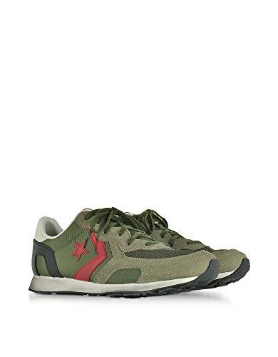 Converse Sneakers Uomo 156770C Camoscio Verde