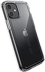 Speck Products GemShell iPhone 12 Mini Case, Clear/Clear (137596-5085)