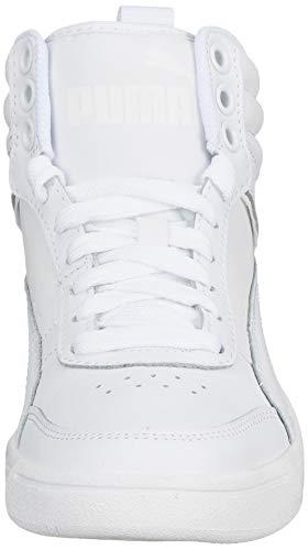 miste Sneakers Rebound per White V2 Street bianche Cougar Puma puma bianche adulti White L XS1Bxq
