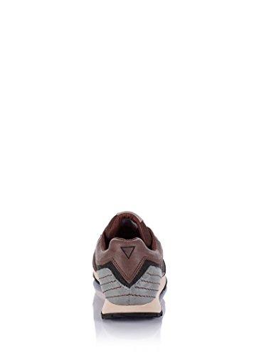 Nueva Barata Scarpe Sportive Basse Uomo Guess Mod.BENSON LEATHER SNEAKER FM4BNSLEA12 Col. Nero multi. Venta Extremadamente Visitar Nueva Venta Online Descuento Finishline Baúl Comprar Moda Barata DiFsSa5SR7