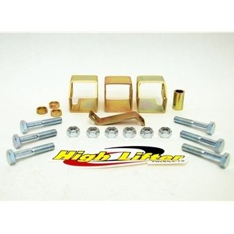 1999 honda fourtrax 300 lift kit - 1