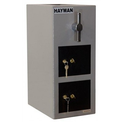 Hayman-CV-H19-2-KK-Double-Door-Rotary-Depository-Safe