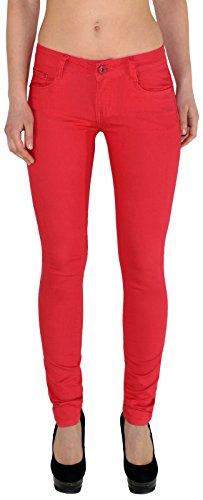 Pantalon Taille Tailles J245 by tex rouge Jean J245 Basse Grandes Skinny Femme Slim qXq60wTZx