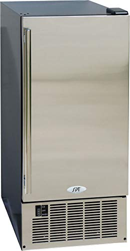 Undercounter Gourmet Ice Machine - Sunpentown IM-60YUS (Commercial Grade) Under-Counter Ice Maker