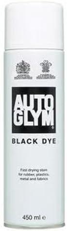 Autoglym 450 ml Tinte - Negro