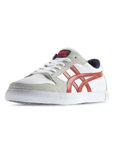 Sneakers White Red Tiger Onitsuka Sist A White qwtC6